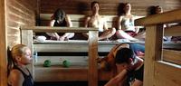 Saunajooga – mielen ja kehon matka hyvään oloon.