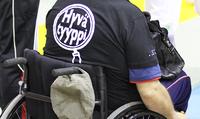 Ilmianna Hyvä tyyppi vammaisurheilun ja -liikunnan kentältä!.